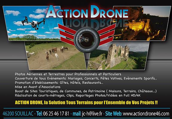 Action drone