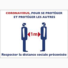 Distances sociales