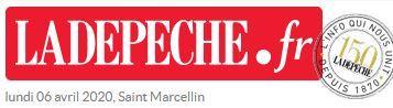 Logo la depeche