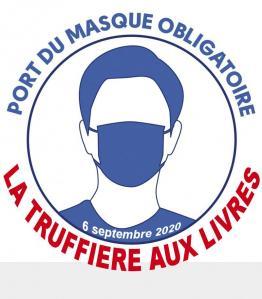 Logo port du masque obligatoire 1