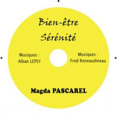Maquette cd bien etre jaune copie